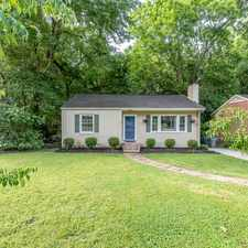 Rental info for 2932 Hanson Drive - Charming 3 Bedroom Bungalow in Myers Park!