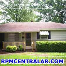 Rental info for 5712 Allen St in the Little Rock area