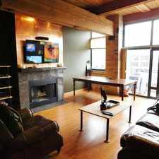 Rental info for 200 South Water Street