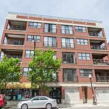 Rental info for 1618 South Halsted Street #3B in the Pilsen area
