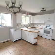 Rental info for 6511 134 Avenue- GORGEOUS *ALL INCLUSIVE* 3 Bedroom Mainfloor for Rent! in the Belvedere area