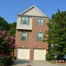 Rental info for 641 Baystone Court