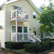 Rental info for 427 W Doty St #4 in the Madison area