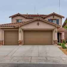 Rental info for $3600 4 bedroom House in Henderson in the Henderson area