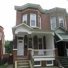 Rental info for ~*~ 3417 Piedmont Ave Baltimore MD in the Garwyn Oaks area