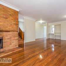 Rental info for TRI-LEVEL 4 BEDROOM HOME IN PRIME LOCATION! in the Brisbane area