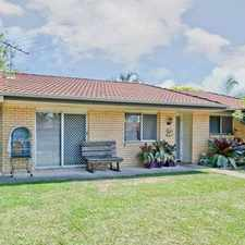 Rental info for HANDY LOCATION NEAR TULLAWONG in the Brisbane area