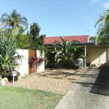Rental info for Family Home In Sought After Location In Wurtulla! in the Currimundi area