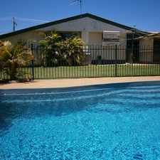 Rental info for Four Bedrooms Rumpus and POOL in Townview in the Mount Isa area