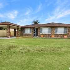 Rental info for Renovated 3 Bedroom Home in the Albion Park Rail area