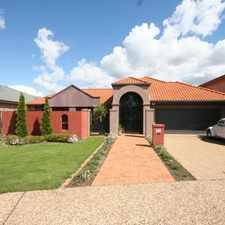 Rental info for UNDER APPLICATION - Large Four Bedroom Home with Study in Jerrabomberra. in the Symonston area