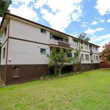 Rental info for CLOSE TO ALL AMENITIES in the Cabramatta area