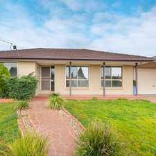Rental info for Close to all Amenities! in the Melbourne area