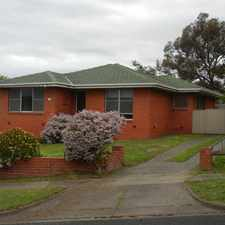 Rental info for Well located Three bedroom house