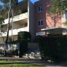 Rental info for DEPOSIT RECEIVED. in the Westmead area