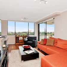Rental info for Amazing views in the Neutral Bay area