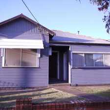 Rental info for TWO BEDROOM HOUSE