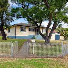 Rental info for Nicely presented 3 bedroom home in the Lake Illawarra area