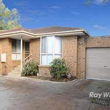 Rental info for Perfect unit! in the Keysborough area