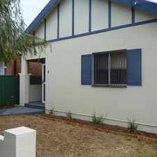 Rental info for Renovated Free Standing Home in quiet street in the Mascot area