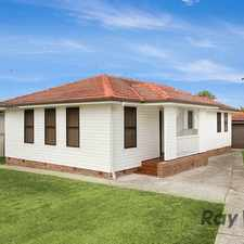 Rental info for Beautiful 4 bedroom family home in the Lake Illawarra area