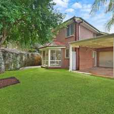 Rental info for LEASED BY RAY WHITE PENNANT HILLS! in the Thornleigh area