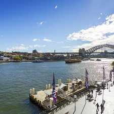 Rental info for Bennelong - Stunning one bedroom furnished executive apartment