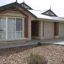 Rental info for SITUATED IN SPRINGBANK WATERS ESTATE in the Burton area