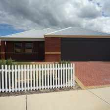 Rental info for FAMILY LIVING AVAILABLE in the Perth area