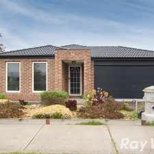 Rental info for A BRIGHT DELIGHT! in the Pakenham area