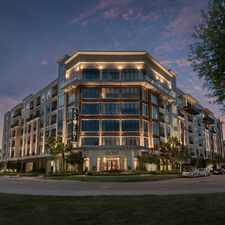 Rental info for Ascent at CityCentre in the Houston area