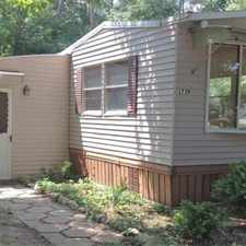 Rental info for Nice Mobile Home on Large Lot