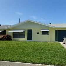 Rental info for 266 Florida Boulevard, Palm Beach Gardens, FL 33410