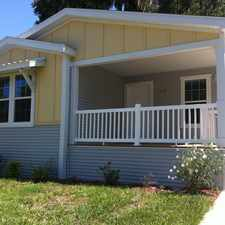 Rental info for 275 Osprey Lane, NEW HOME, 6 mos. Free Lot Rent w/Purchase