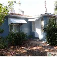 Rental info for Large 3bdrm/1bath ***Section 8 Only****No Deposit/No App fee in the St. Petersburg area