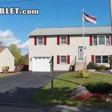 Rental info for Four Bedroom In Schenectady County