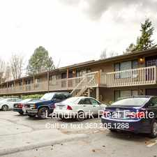 Rental info for 2836 W. Maplewood in the Bellingham area