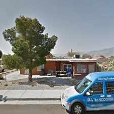 Rental info for 66239 Estrella Avenue #1