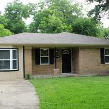 Rental info for Well Maintained 2/2 in Established Waxahachie Neighborhood For Rent