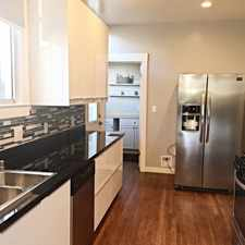 Rental info for 106 Dolores Street in the Duboce Triangle area