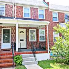 Rental info for BEAUTIFULLY RENOVATED! CENTRAL AC/HEAT! FINISHED BASEMENT! SECTION 8 WELCOMED! in the Graceland Park area