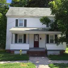 Rental info for 205 Washington St in the Salisbury area