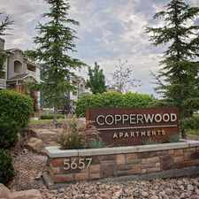 Rental info for Copperwood