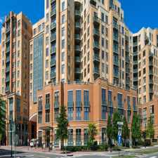 Rental info for Delancey at Shirlington Village in the Arlington area