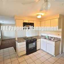 Rental info for 474 North 1300 West