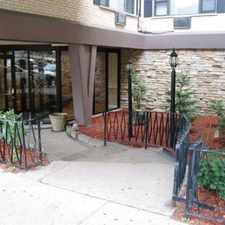 Rental info for N Sheridan Rd & W Columbia Ave in the Rogers Park area
