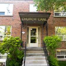 Rental info for 16 Church Street East #5