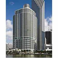 Rental info for 300 South Biscayne Boulevard