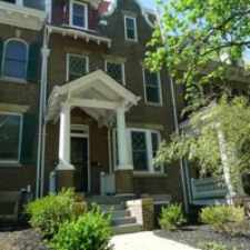 Rental info for Attached/Row House in WASHINGTON