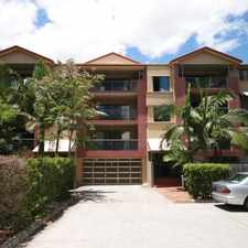 Rental info for 2 Bedroom Apartment thick in the Action of Kangaroo Point